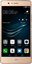 Huawei P9 Lite VNS-L23 Dual SIM Factory Unlocked 16GB (International Version - No Warranty) (Gold)
