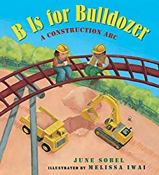 B is for Bulldozer, a Reading Boots best truck book