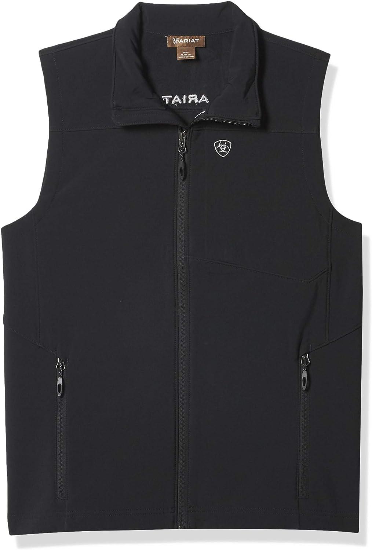 ARIAT boys Vernon 2.0 Softshell Vest