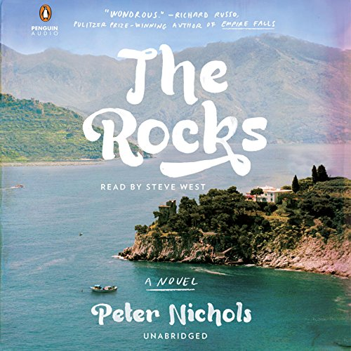 The Rocks audiobook cover art