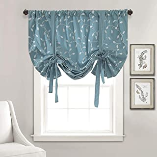 Best teal window shades Reviews