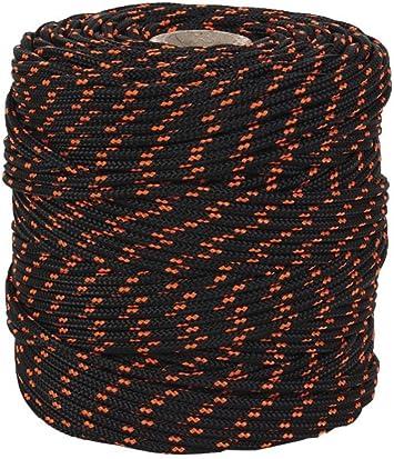 Cofan 08101152A Cuerda, Rojo y amarillo, 3 mm x 25 m