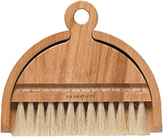 Desktop Table Dustpan and Brush Set By Iris Hantverk