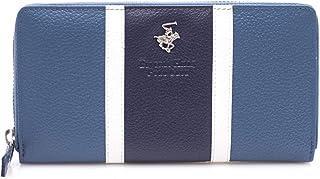 PORTAFOGLIO DONNA Beverly Hills Polo Club portafogli zip around bordeaux BH-1814