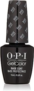 OPI Gel Color Esmalte De Uñas (Base Coat 15ml) - 15 ml.