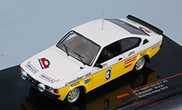 Ixo Model RAC263 Opel Kadett GT/E N.3 Rally HUNSRUECK 1978 WARMBOLD-PITZ 1:43 Compatible con