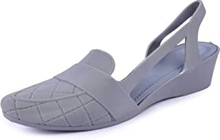 WMK Grey Casual Belly | Comfortable Light Weight Bellies for Girls and Women