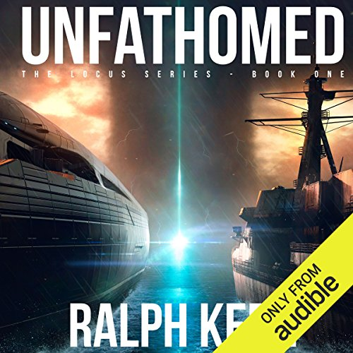 Unfathomed audiobook cover art