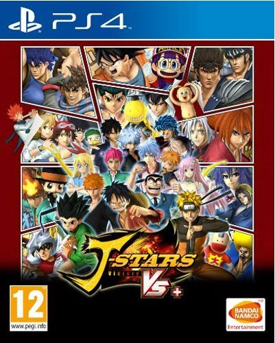 J-Stars Victory VS+ PS-4 AT