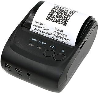 Redlemon Impresora Térmica Portátil Mini con Conexión