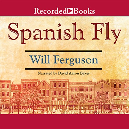 Spanish Fly audiobook cover art