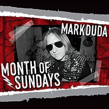 Month of Sundays - EP