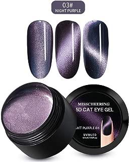 Eaktool Polish 8D Nail Gel Magnet Shiny Cat Eye Gel Nail Art UV LED Gel Soak Off Gel