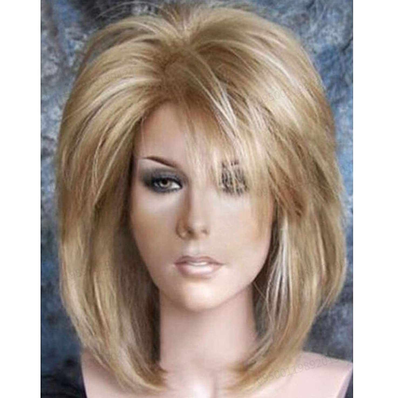 弁護士教師の日匹敵します女性かつらブラジルのかつら人間の髪の毛自然な波状の赤ん坊の毛35cmの