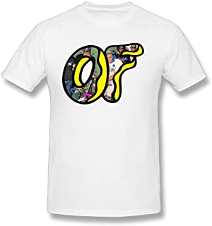 Men's Odd Future Donut Logo T-Shirts