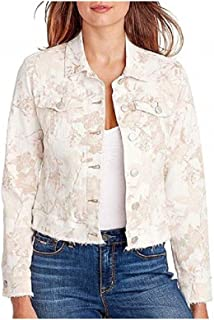 Nine West Women's Sarah Denim Jean Jacket