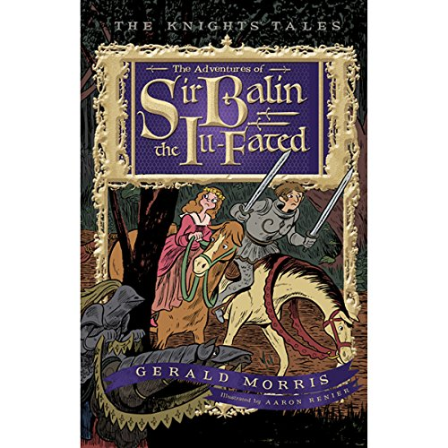 The Adventures of Sir Balin the Ill-Fated cover art