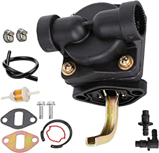 12-559-02-S Lawn & Garden Equipment Engine Fuel Pump kit fit Kohler CH11-CH16 CV11-CV16 CH410 11-16 HP Engine Replace # 12-559-01-S