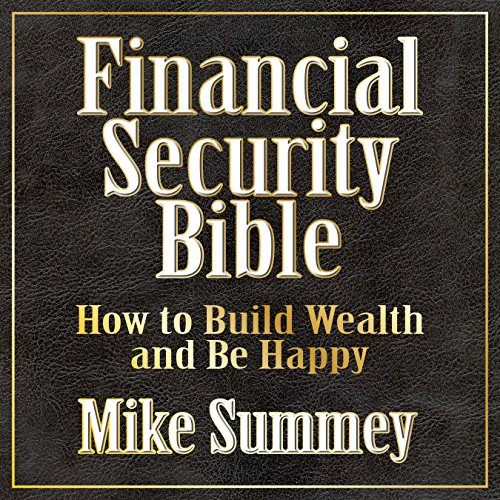 The Financial Security Bible cover art