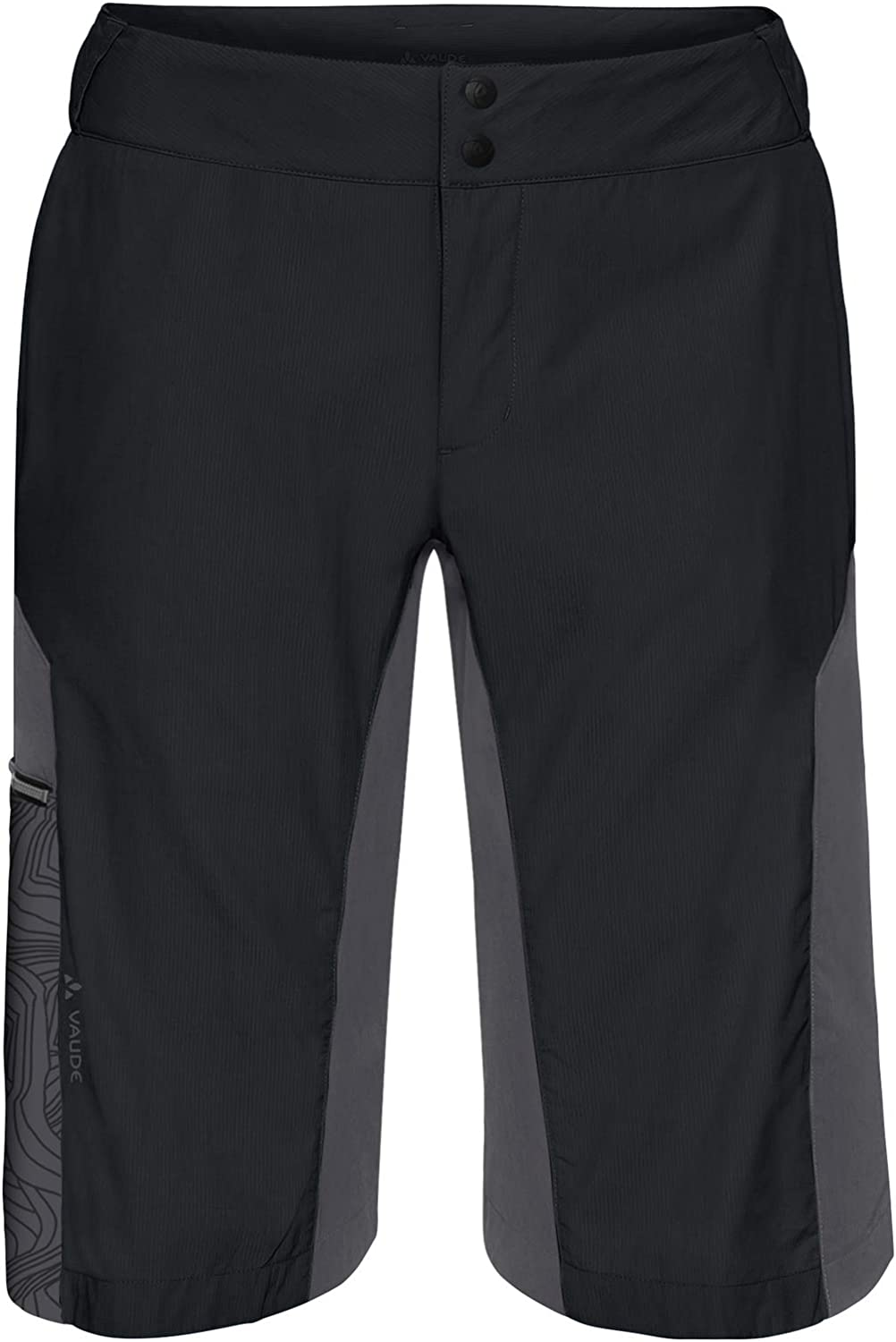 Vaude Men's Downieville, Enduro-Shorts Zum Mountainbiken Trousers