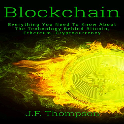 Blockchain audiobook cover art