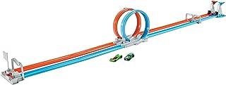 Hot Wheels GFH85 Action - Double loopings speelset