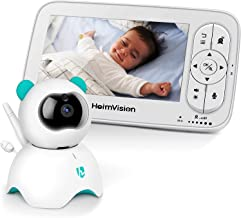 HeimVision HM136 Video Baby Monitor, 5