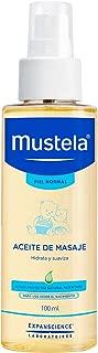 Mustela Aceite de Masaje para Piel Normal, 100 ml