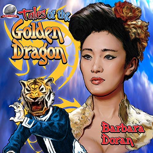 Tales of the Golden Dragon audiobook cover art
