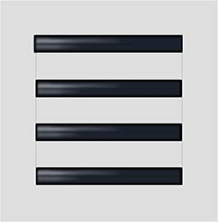8x8 Standard Linear Slot Diffuser