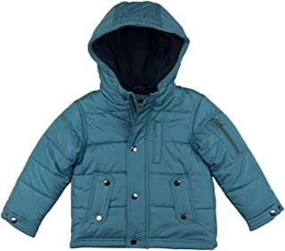 Carter's Toddler Boys Quilted Jacket - Blue - 2T