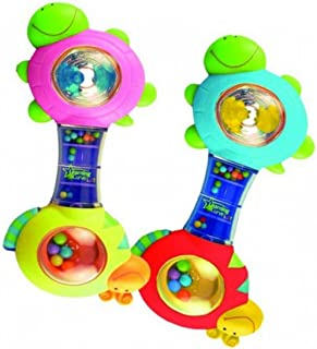 The First Years Shakin' Shells Rattle (Multicolor)
