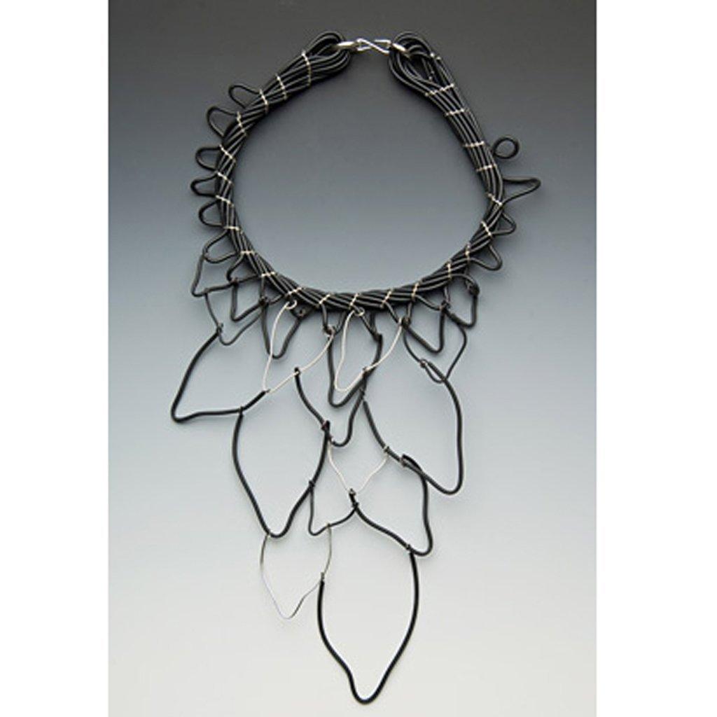 Possibilities Neoprene Rubber Selling Necklace Statement Elegant