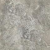 Peel and Stick Floor Tile Light Gray Marble Vinyl Flooring 12'x12' Durable Waterproof Non-Slip Vinyl Tiles Removable Stickers Tile for Kitchen Living Room Bedroom Bathroom 24Pcs