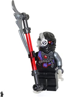 LEGO Ninjago Minifigure - Nindroid (Limited Edition Foil Pack with Weapon)