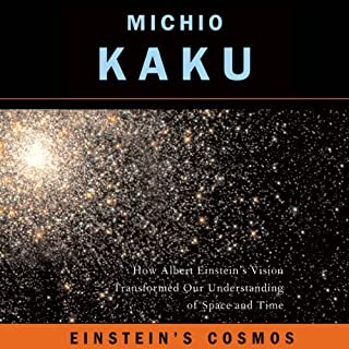 Einstein's Cosmos cover art