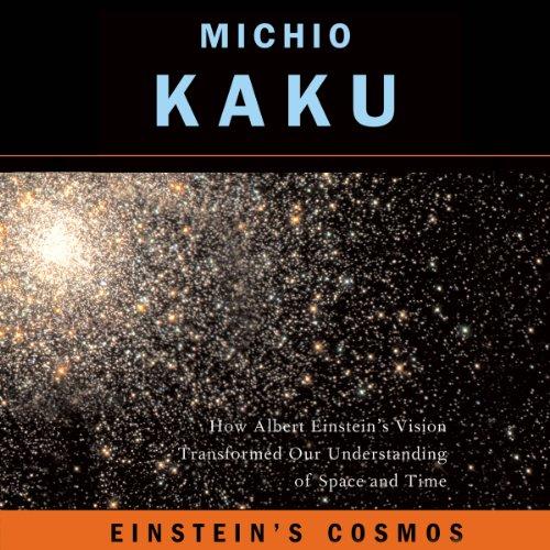 Einstein's Cosmos audiobook cover art