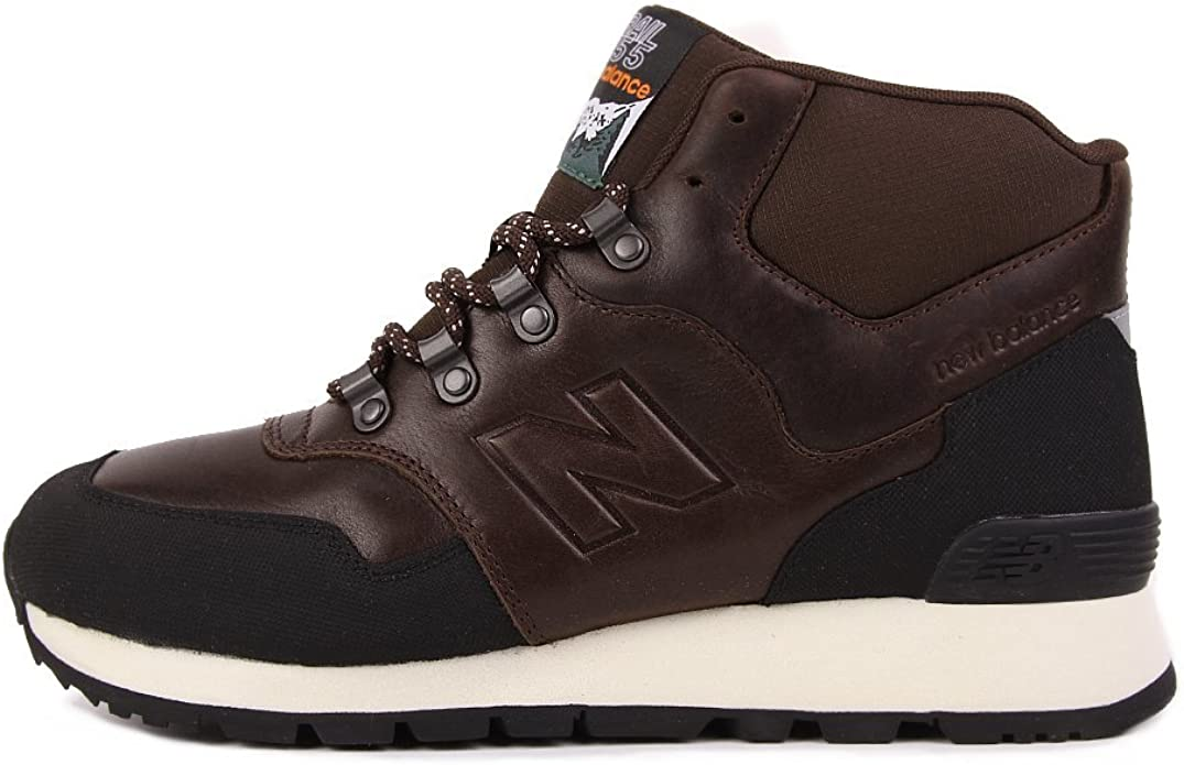 New Balance HL755 D BR Brown 47.5: Amazon.co.uk: Shoes & Bags
