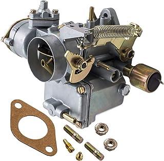 maXpeedingrods Carburetor for VW Beetle 34PICT-3 1600cc Dual-Port Engine 113129031K, 98-1289-B