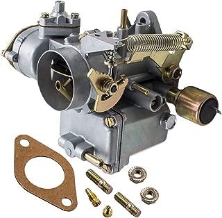 maXpeedingrods Carburetor for VW Beetle 34 PICT-3 1600cc Dual-Port Engine 113129031K, 98-1289-B