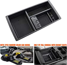 Best 2018 chevy tahoe console organizer Reviews