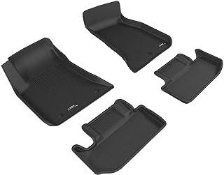 3D MAXpider - L1DG02401509 Complete Set Custom Fit All-Weather Floor Mat for Select Dodge Challenger Models - Kagu Rubber...