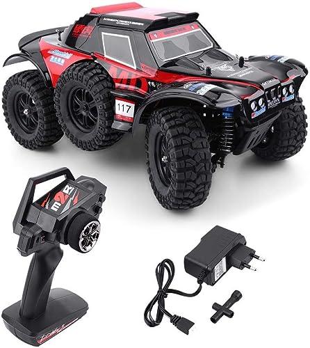 Dilwe 1 12 RC Elektroauto, 2,4 Ghz 7,4 V 1500 mAh Fernbedienung Modell Spielzeug Fahrzeug RC Elektro 4WD Auto das Geschenk für Kinder