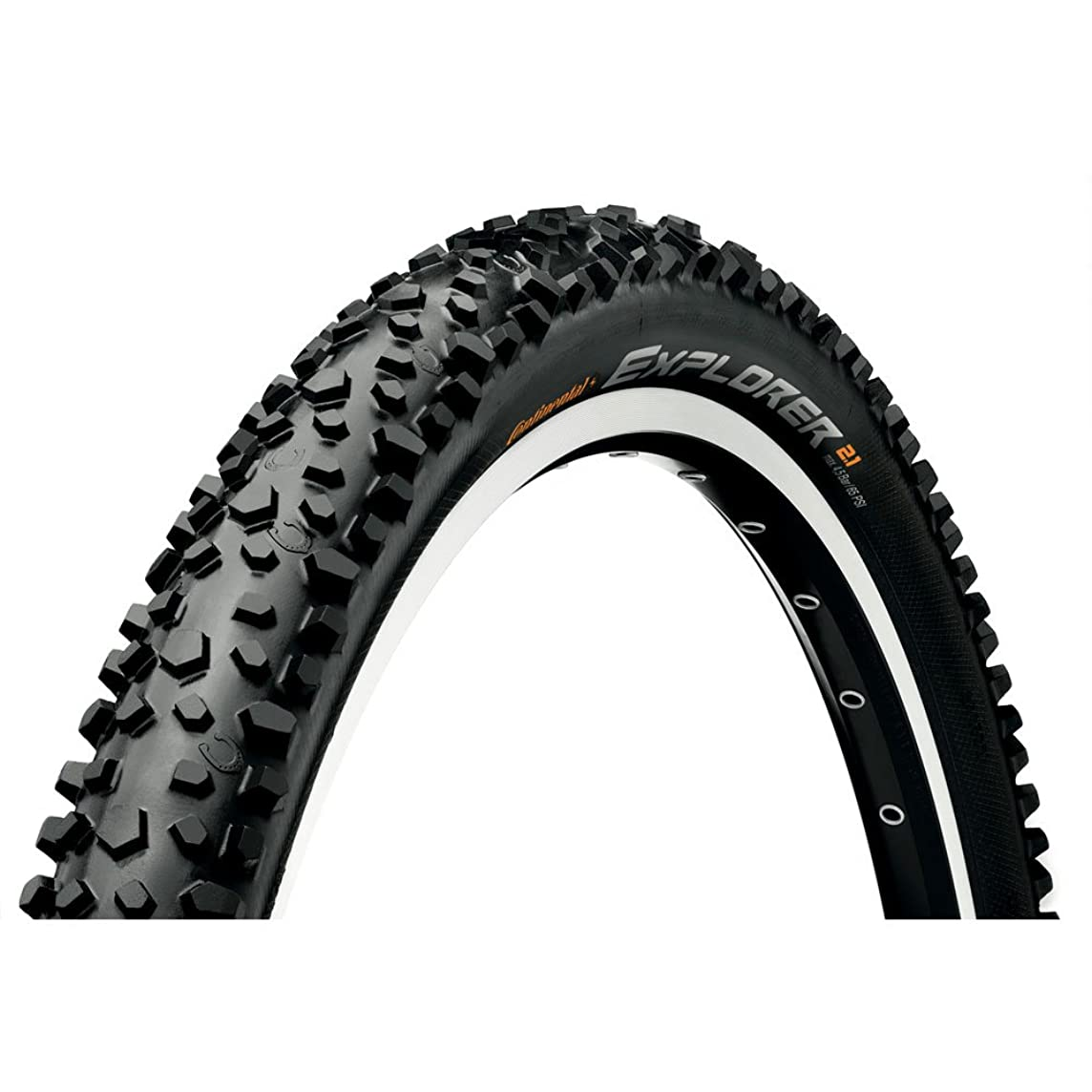 Continental Explorer 26x2.10 Black Tyre