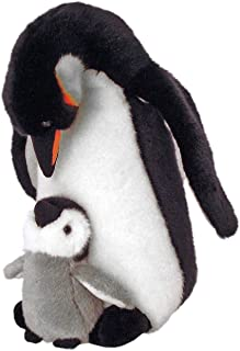 Keel Toys 30 cm Penguin Mother and Baby Stuffed Toy