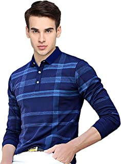 EYEBOGLER Regular Fit Men's Poly Cotton Tshirt