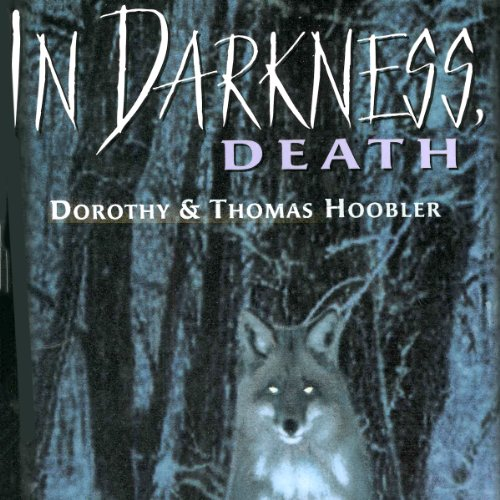 In Darkness, Death audiobook cover art