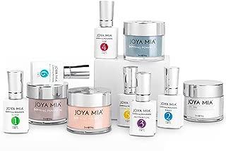 Joya Mia Dipping powder starter kit includes liquids, three powders and clear (DPSK-12)