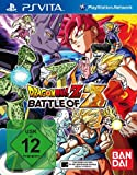 Dragon Ball Z: Battle of Z - [PS Vita]