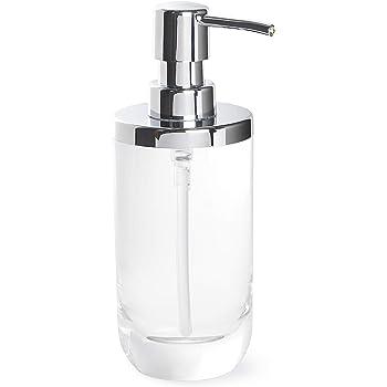 Umbra Droplet Soap Pump Clear 020163-165